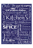 Kitchen Spice Indigo