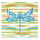 Summer Stripe dragonfly 4