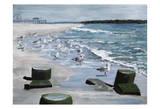 Bradley Beach Sea Gulls