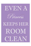 Princess Clean Room