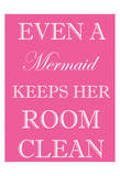 Mermaid Clean Room