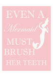 Mermaid Must Brush