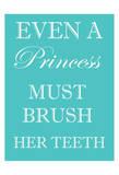 Princess Must Brush