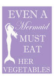 Mermaid Must Eat