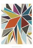 Pinwheel I Reproduction d'art par Erica J. Vess