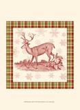 Reindeer Toile II