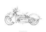 Motorcycle Sketch II