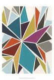 Pinwheel II Reproduction d'art par Erica J. Vess