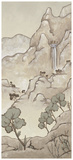 Chinoiserie Landscape I