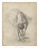 Antique Ballerina Study I