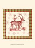 Reindeer Toile I