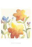 Aquarelle Floral I