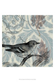 Autumn Songbird I
