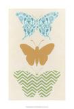 Butterfly Patterns IV