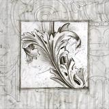 Embellished Acanthus Detail III