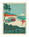 Nothing Else Matters When The Surf's Up!