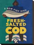 Fresh Salted Cod