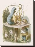 Alice Mushroom