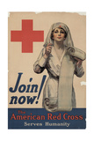 Center Warshaw Collection  Join now! The American Red Cross Serves Humanity