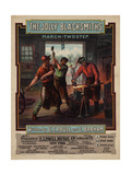 The Jolly Blacksmiths March- Twostep  Sam DeVincent Collection  National Museum of American History