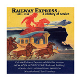 National Air and Space Museum: Railway Express - A Century of Service