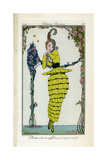 Costume Illustration by Gerda Wegener