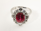 Thai Ruby Ring