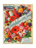 John A Salzer Seed Co Spring 1898: Flowers of Paradise