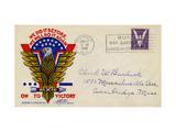 National Postal Museum: US Postage Advertising for War Effort  1942