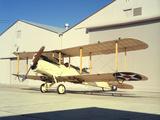 Air and Space: De Havilland DH-4