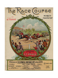 The Race Course March-Twostep  Sam DeVincent Collection  National Museum of American History