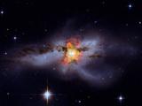 SAO: Black Holes Go Mano A Mano: NGC 6240