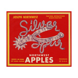 Warshaw Collection of Business Americana Food; Fruit Crate Labels  NorthwestApples