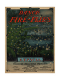 Dance of the Fire-Flies  Sam DeVincent Collection