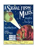 Signal from Mars March and Two Step  Sam DeVincent Collection  National Museum of American History
