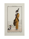 Smithsonian Institution Libraries: Costumes Journal des dames et des modes  Plate 43