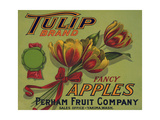 Warshaw Collection of Business Americana Food; Fruit Crate Labels  Perham Fruit Company