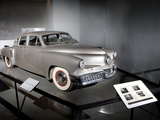 Cars of the National Museum of American History: The Tucker Sedan