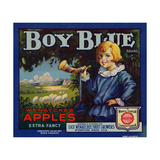 Warshaw Collection of Business Americana Food; Fruit Crate Labels  East Wenatchee Fruit Growers