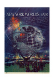 World's Fair: New York World's Fair 1964-1965 Giclée