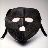 National Postal Museum: Airmail Pilot's Protective Mask