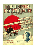 Smithsonian Libraries: Come  Josephine  in my Flying Machine (Up she Goes!)