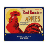 Warshaw Collection of Business Americana Food; Fruit Crate Labels  Smith & Holden Distributors