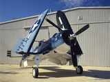 Air and Space: Vought F4U-1D Corsair