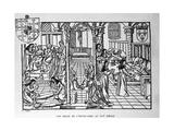 Hotel-Dieu  Paris Nuns Feed the Living and Shroud the Dead  1482