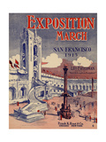 World's Fair: 1915 Panama-Pacific International Exposition, National Museum of American History Giclée