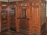 National Postal Museum: Post office structure from Dillsburg  Pennsylvania