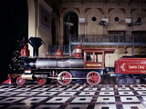 "National Museum of American History - Trains: Steam Locomotive ""Jupiter"" built 1876"