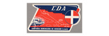 Air and Space: CDA Baggage Label