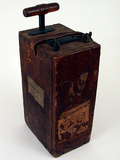 National Postal Museum: Detonator Used by DeAutremont Brothers in Robbery